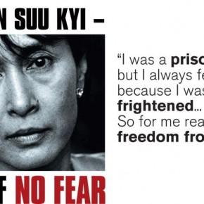 Aung San Suu Kyi- Lady of No Fear