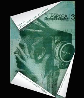Diaspora Film Festival Poster, 2013