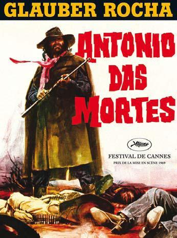 Antonio das Mortes 05 Poster