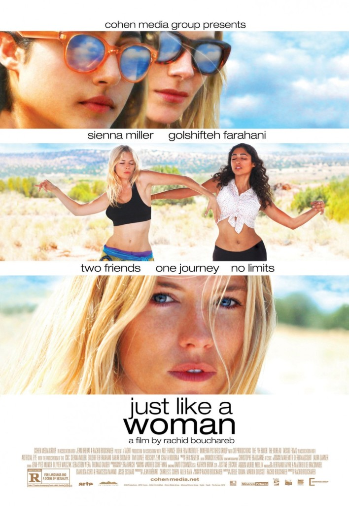 Just Like a Woman 03 Poster